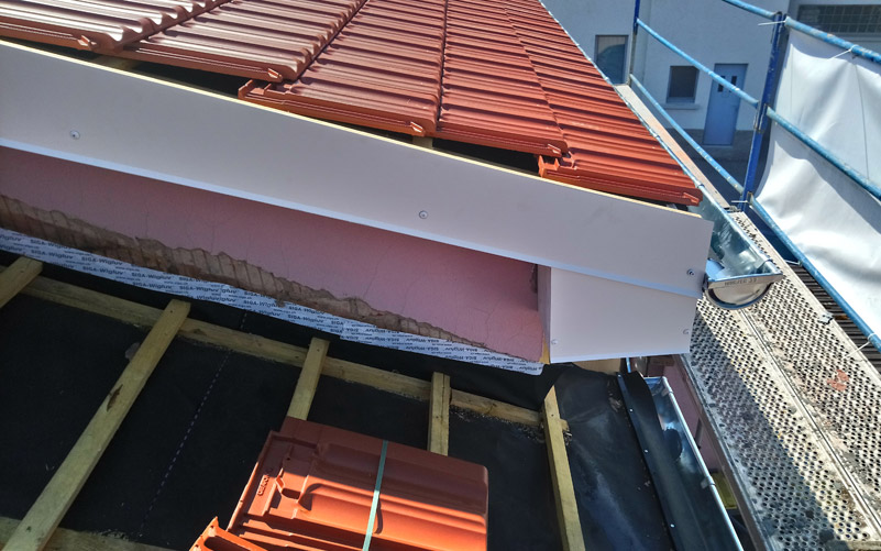Zinguerie : toitures et aménagements Bonelli